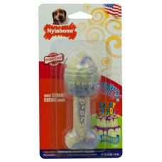 Nylabone chewbone birthday cake medium