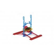 Beeztees Twinx - Vogelspeelgoed - Plastic - 10x12 cm 10 X 12 CM