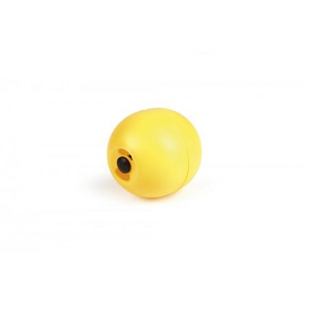 Chickenfun Voederbal - Vogelvoederbak - Geel - 7,5 cm DIA. 7,5 C