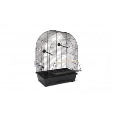 Beeztees Lucie 2 Grote Deur - Vogelkooi - Zwart - 45x28x63 cm 45