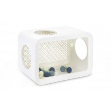 Beeztees Cat Cube Play - Kattenhuis - Dune Grey - 49 cm 49 X 29
