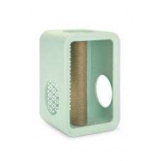 Beeztees Cat Cube Scratch - Kattenhuis - Mellow Mint - 49 cm 49