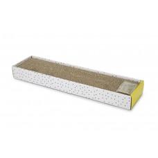 Beeztees Pula - Krabplank - Karton - 47x12,5x4,5 cm 47 X 12,5 X
