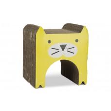 Beeztees Minura - Krabspeelgoed - Karton - 35x30x38,5 cm 35 X 30