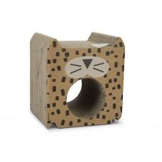 Beeztees Pantira - Krabspeelgoed - Karton - 35x30x38,5 cm 35 X 3