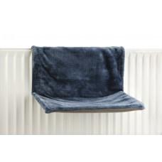 Beeztees Sleepy - Kattenhangmat - Blauw - 46x31x24 cm 46 X 31 X