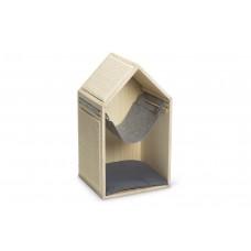Beeztees Migo - Krabpaal - Hout - 40x35x69,5 cm 40 X 35 X 69,5 C