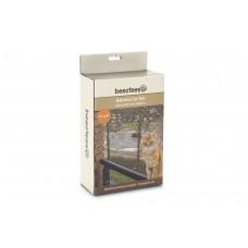 Beeztees - Kattennet - Voor Balkon - Transparant - 6x3 m 6 X 3 M