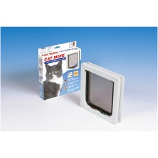 Catmate Kattendeur 309 - Kattenluik - Wit 192X200 MM
