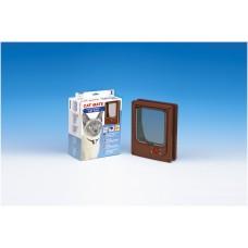 Catmate Kattendeur Electromagnetisch 254 - Kattenluik - Wit 195X