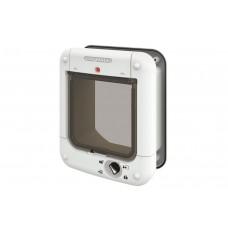 Catmate Kattendeur Microchip 360W - Kattenluik 20 X 25 X 11 CM