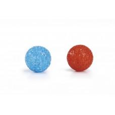 Beeztees Glitter Bal - Kattenspeelgoed - 4 cm - 2ST 4 CM
