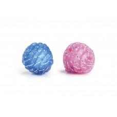Beeztees Bal+Kraaltjes - Kattenspeelgoed - 5 cm - 2ST 5 CM