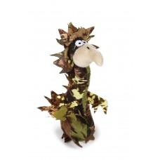 Beeztees Camouflage Eend - Kattenspeelgoed - Groen - 14 cm 14 CM