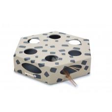 Beeztees Chasy - Kattenspeelgoed - Karton - 25x25x6 cm 25 X 25 X