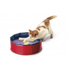 Beeztees Splash Speelbad - Kattenspeelgoed - 30x10 cm DIA: 30 CM