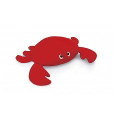 Beeztees Crabsy - Hondenspeelgoed - Rood - 30x23x9 cm 30 X 23 X