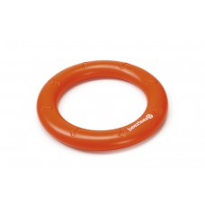Beeztees Apportino Ring - Hondenspeelgoed - Oranje - 22 cm DIA.