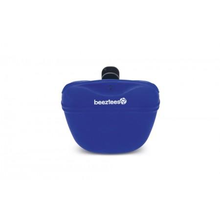 Beeztees - Beloningstasje Hond - Blauw - 12,8x10,7x4,8 cm 12,8 X