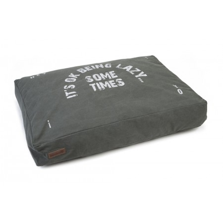 Beeztees Being Lazy - Hondenkussen - Antraciet - 100x70x15 cm 10