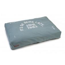 Beeztees Being Lazy - Hondenkussen - Blauw - 100x70x15 cm 100 X