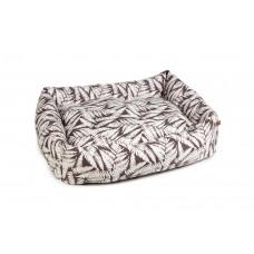 Designed By Lotte Ferny - Hondenkussen - Brown/Beige - 95x80x25c