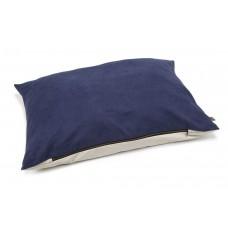 Designed By Lotte Kibo - Hondenkussen - Blauw - 100x70 cm 100 X