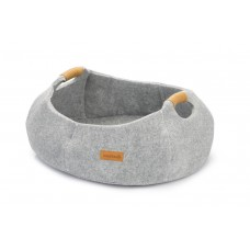 Beeztees Minoq - Kattenmand - Textiel - Grijs - 43,5 cm 43,5 X 4