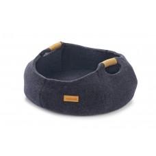 Beeztees Minoq - Kattenmand - Textiel - Blauw - 43,5 cm 43,5 X 4