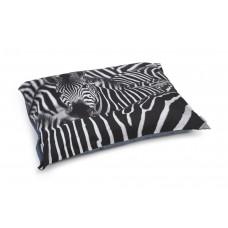Beeztees Zebra- Hondenkussen - 100x70 100 X 70 CM