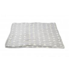 Beeztees Drapino - Fleece - Grijs - 150x125 cm 150 X 125 CM