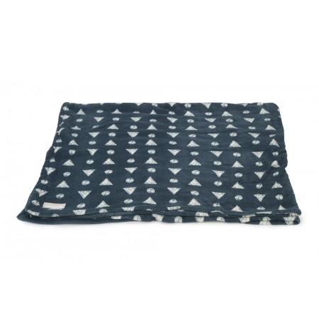 Beeztees Drapino - Fleece - Blauw - 150x125 cm 150 X 125 CM