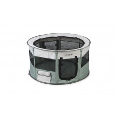 Beeztees - Puppyren - Opvouwbaar - Nylon - M - 92x48x48 cm 92 X
