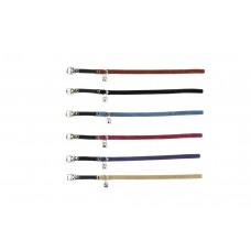 Beeztees - Kattenhalsband - Suede - Violet - 23-27,5 cm 23-27,5