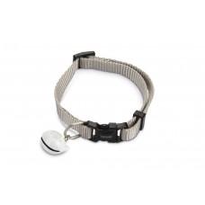 Beeztees Uni - Kattenhalsband - Nylon - Lichtgroen - 20-30 cm 20