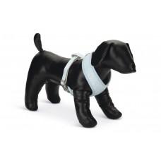 Beeztees Puppy Harno - Hondentuig - Blauw - M HALS: 14 CM, BORST