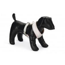 Beeztees Puppy Filana - Hondentuig - Roze - L HALS: 16 CM, BORST