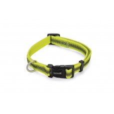 Beeztees Cabo - Halsband Hond - Nylon - Geel - 35-50 cm 35 - 50