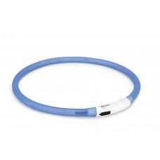 Beeztees Safety Gear Dogini - Halsband Hond - Blauw - 70 cm 70 C