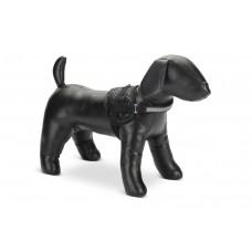 Beeztees Blacky - Hondentuig - Zwart - Mini - 26-35 cm 15 X 26-3