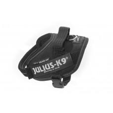 Julius K9 - Hondentuig - Zwart - Mini Mini - 40-53 cm 26 X 20 X