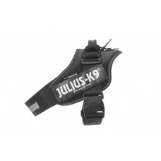 Julius K9 - Hondentuig - Zwart - Maat 3 - 82-115 cm 47 X 35 X 30