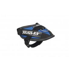 Julius K9 - Hondentuig - Blauw - Baby 1 - 29-36 cm 18 X 15 X 13