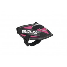 Julius K9 - Hondentuig - Roze - Baby 1 - 29-36 cm 18 X 15 X 13 C