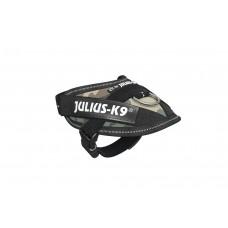 Julius K9 - Hondentuig - Camouflage - Baby 1 - 29-36 cm 18 X 15