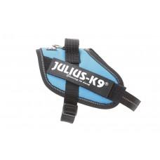 Julius K9 - Hondentuig - Aqua - Mini Mini - 40-53 cm 26 X 20 X 1