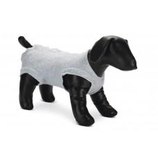 Beeztees Bescherm Bodysuit - Hond - Grijs - 32x44 cm 32 X 44 CM