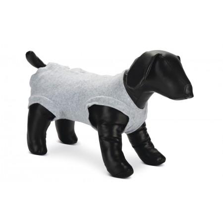 Beeztees Bescherm Bodysuit - Hond - Grijs - 44x56 cm 44 X 56 CM