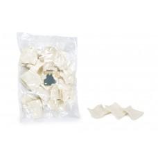 Beeztees Kauwchips - Hondensnack - Voordeel - Wit - 500 gram INH