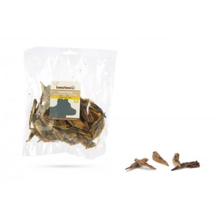 Beeztees Kippenvleugeltjes - Hondensnack - 200 gram INHOUD: 200 GRAM